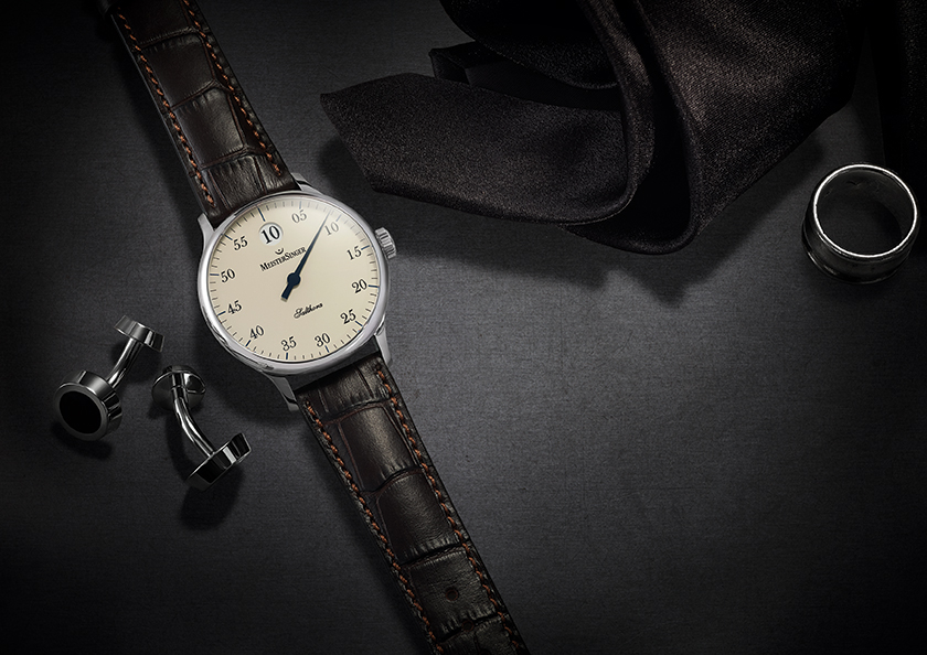 MEISTERSINGER HAS APPOINTED THE BLUE COMPANY