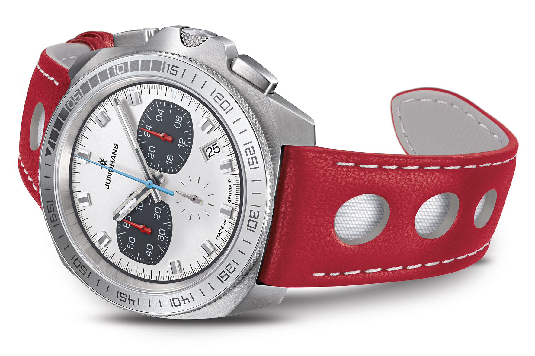 JUNGHANS IS THE OFFICIAL TIMING PARTNER FOR THE WORLD NORDIC SKI AND LUGE WORLD CHAMPIONSHIP 2019