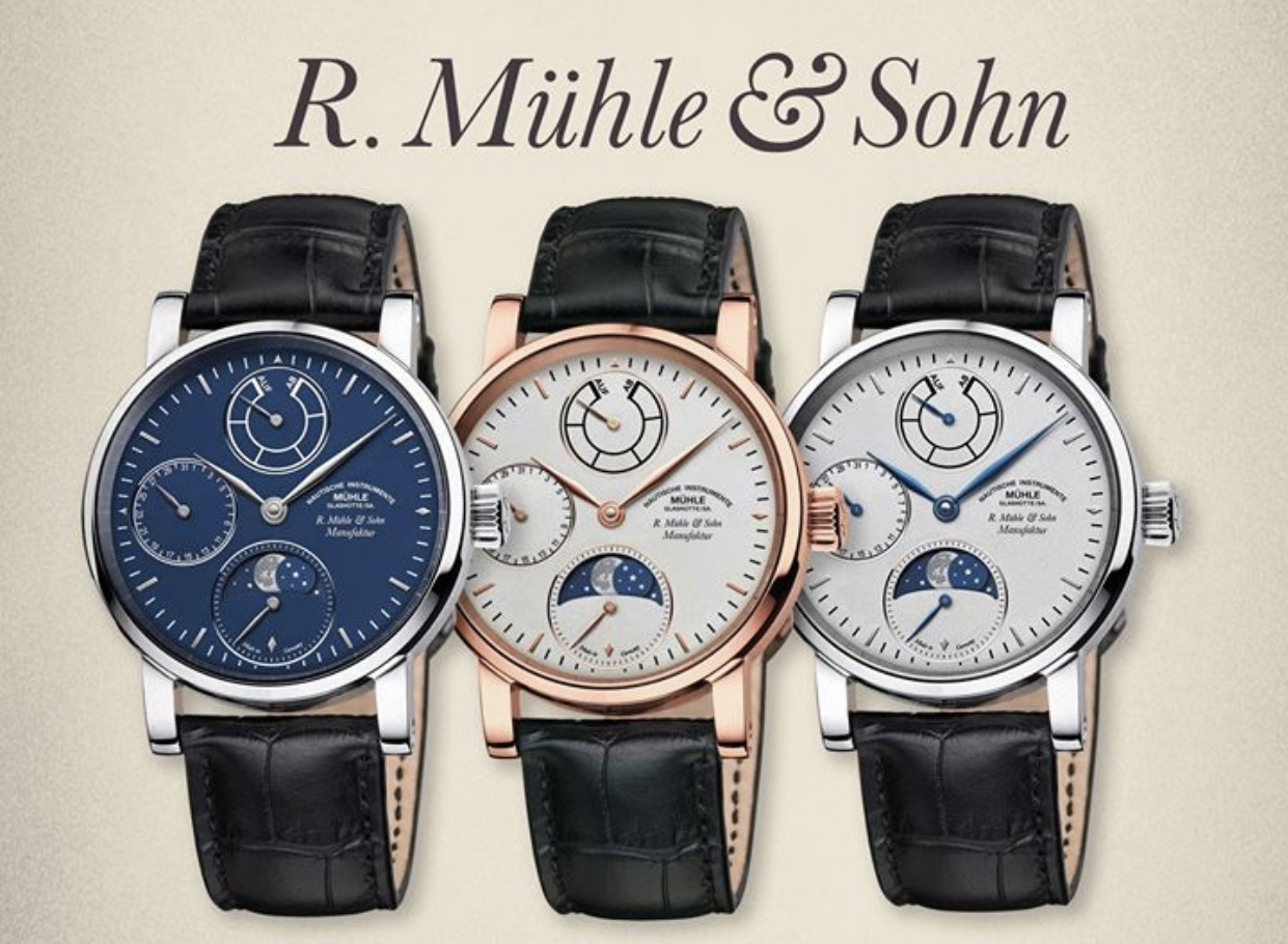 CELEBRATING 150 YEARS WITH ROBERT MÜHLE MONDPHASE