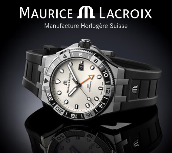 Maurice Lacroix Banner Mobile
